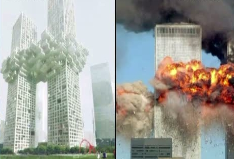 Americanii, revoltati de constructia care seamana izbitor cu Turnurile Gemene dupa atentate