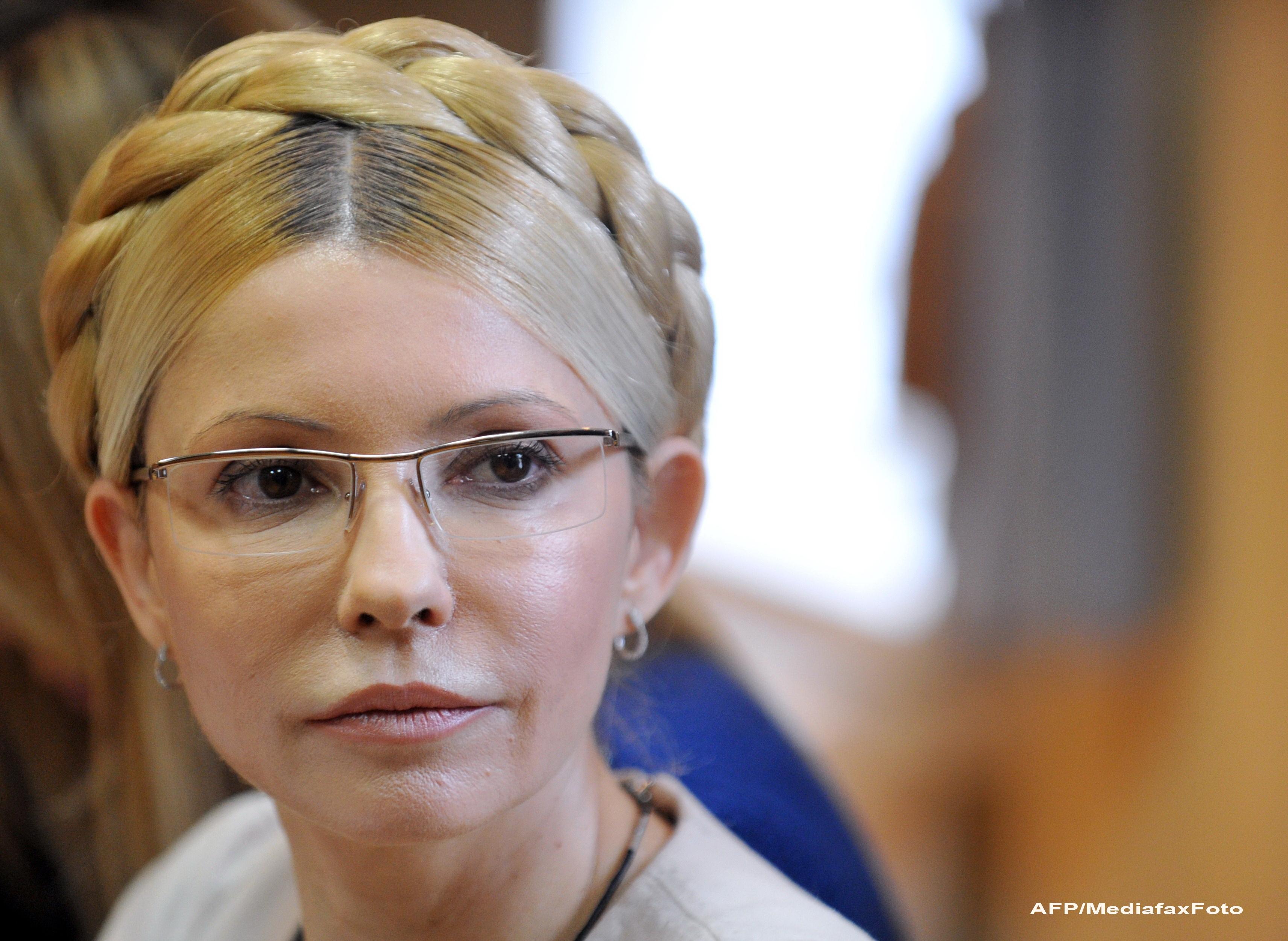 Iulia Timosenko, suspectata ca a organizat asasinarea unui deputat in 1996