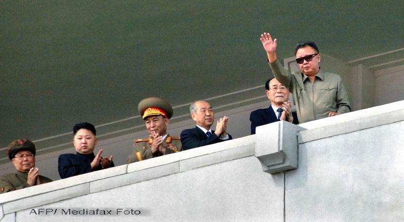 Marile puteri ale lumii sunt in stare de alerta. Reuniuni de urgenta dupa moartea lui Kim Jong-il