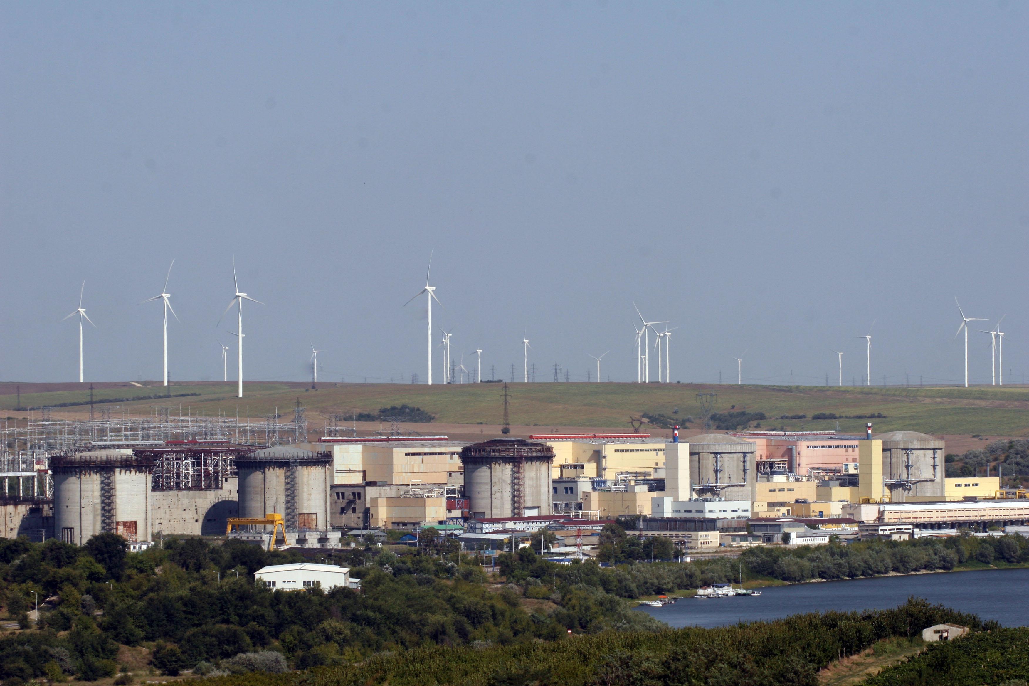 Enel: Guvernul trebuie sa ia in acest an o decizie privind reactoarele 3 si 4 de la Cernavoda