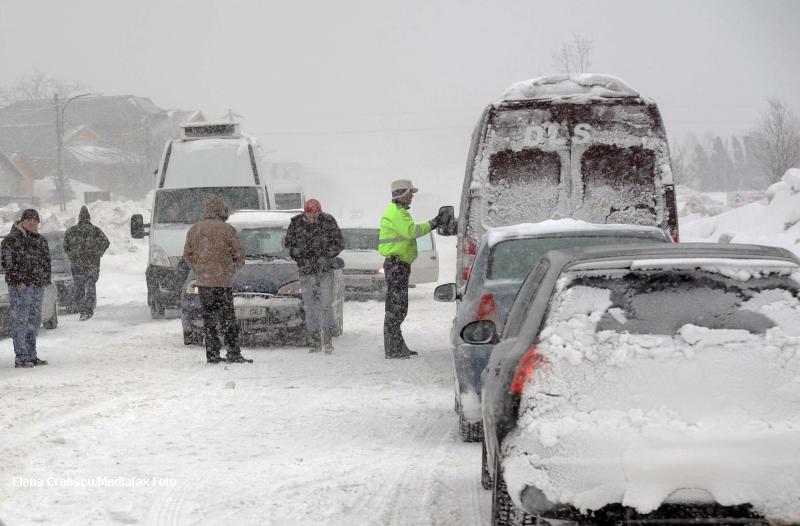 Mircea Dusa: Nu vrem sa mai vedem oameni blocati pe drumuri pentru ca nu am luat masurile preventive