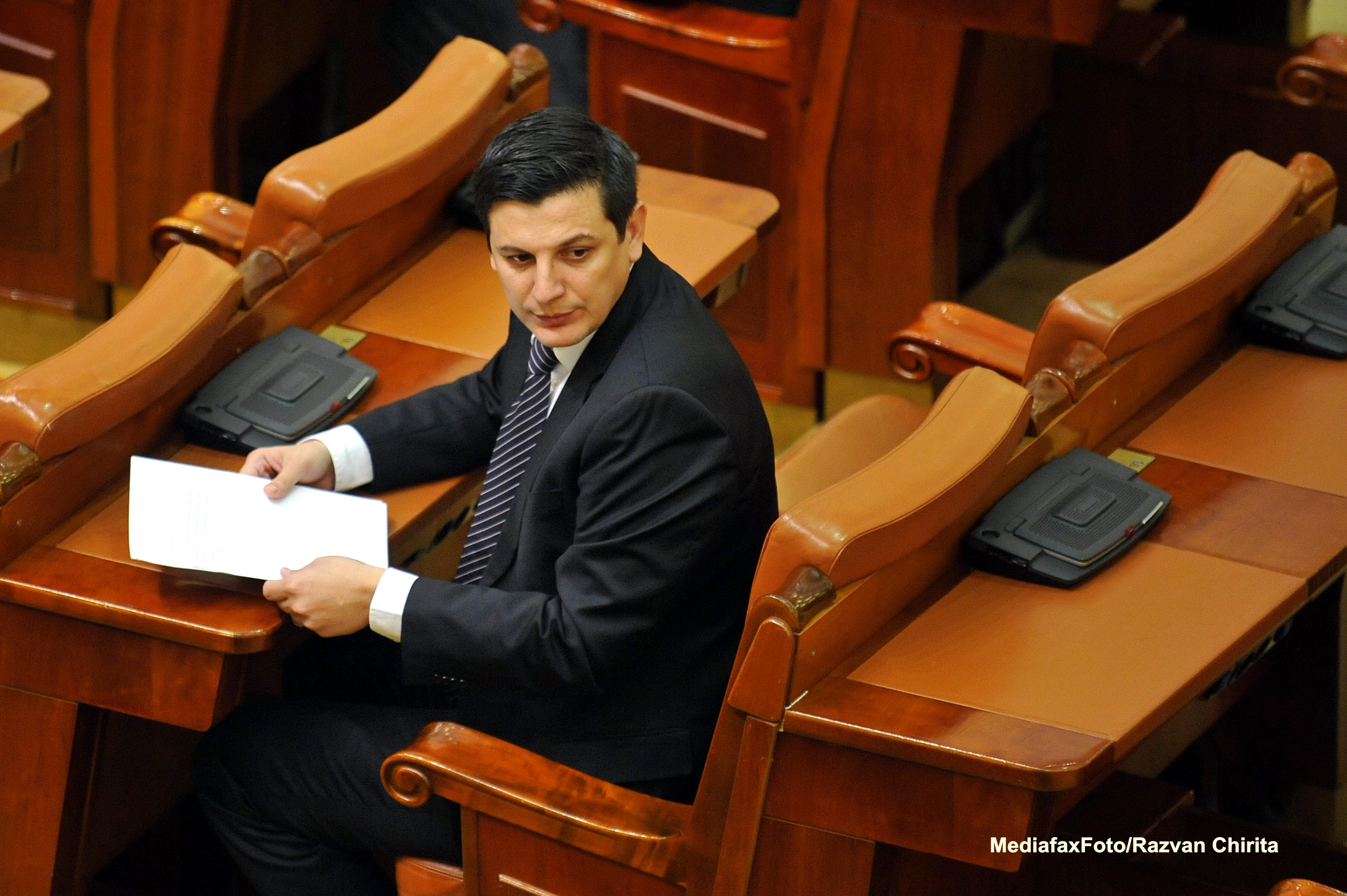 Alin Trasculescu a fost eliberat din arest, dupa decizia definitiva a Curtii de Apel Bucuresti