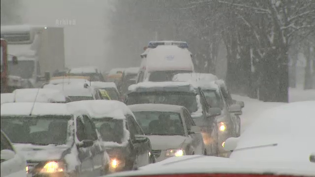Gandul: Deszapezirea unui kilometru de drum in Romania costa de 5 ori mai mult decat in Finlanda