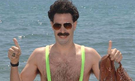 Kazahstanul a decis să se promoveze turistic cu un slogan al lui Borat.