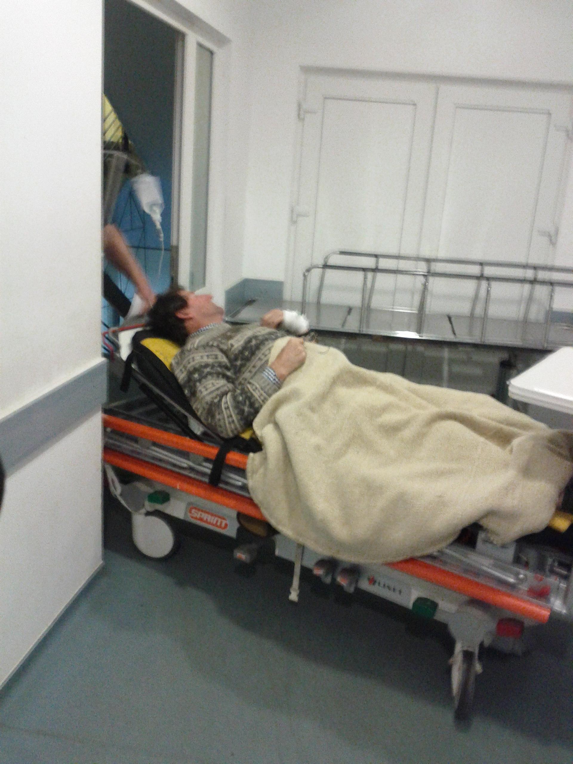 Un francez a fost impuscat la o partida de vanatoare de mistreti, organizata in Arad