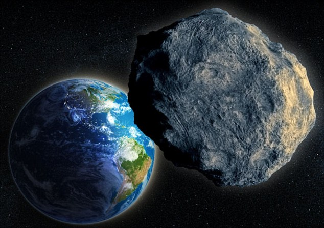 Terra, lovita de doi asteroizi simultan. Ce pericol reprezinta pentru Pamant