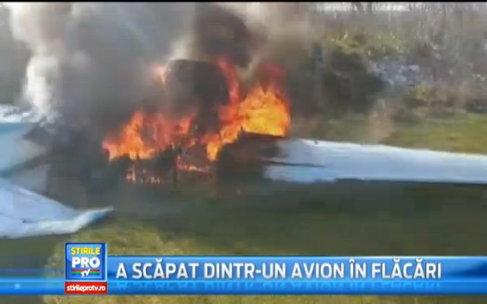 O comisie a Autoritatii Aeronautice a inceput o ancheta in cazul incidentului aviatic din Targu Mure