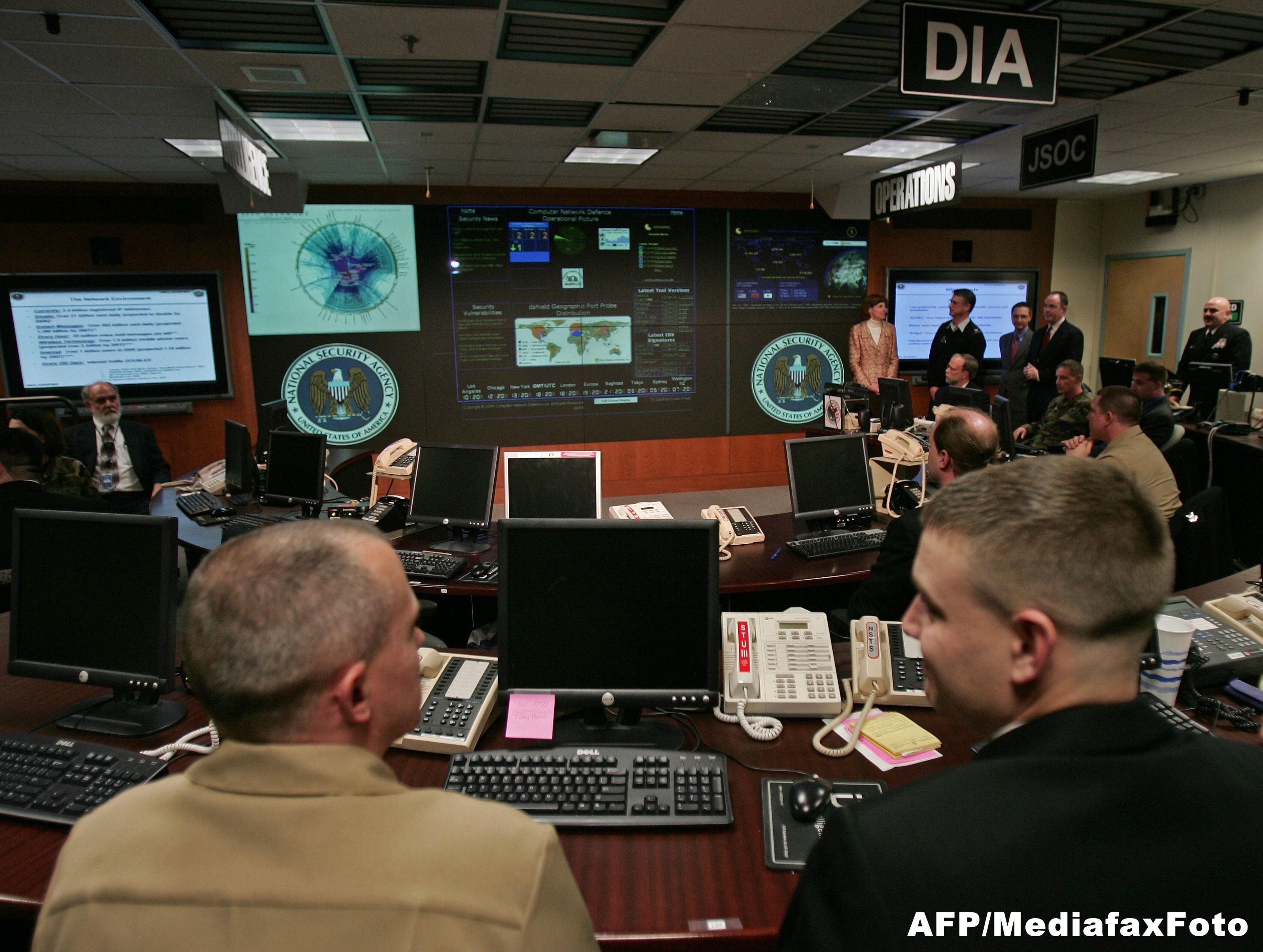 Wikileaks: NSA a spionat contracte franceze de export si a interceptat convorbirile telefonice ale unor ministri francezi