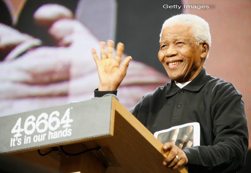 Google doodle: Nelson Mandela, considerat un simbol al libertatii, sarbatorit la 96 ani de la nastere