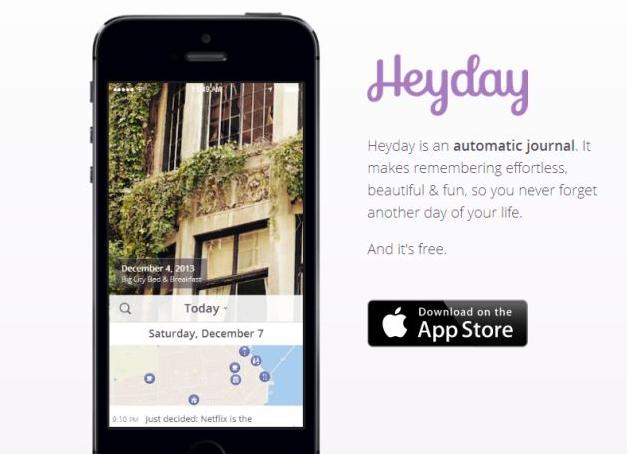 Noua aplicatie iOS care actioneaza ca un jurnal si se aseamana cu Facebook Timeline