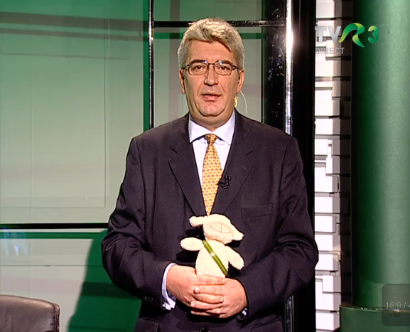 Pufulica de la TVR 3. Cum s-a nascut noul post public cu o prezentare demna de viral pe internet