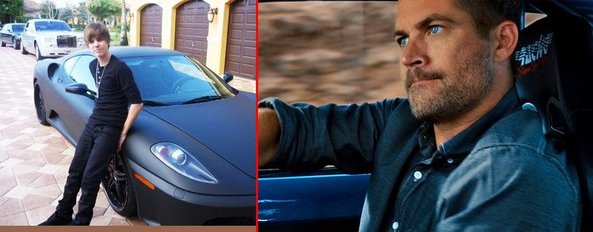 Justin Bieber l-ar putea inlocui pe Paul Walker in Fast and Furious