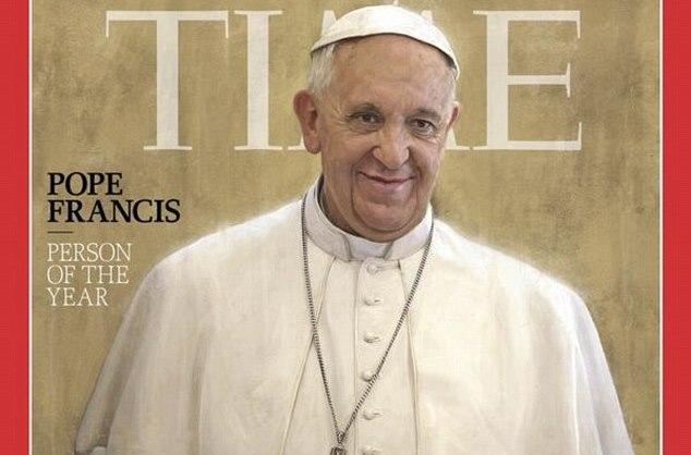Papa Francisc, desemnat