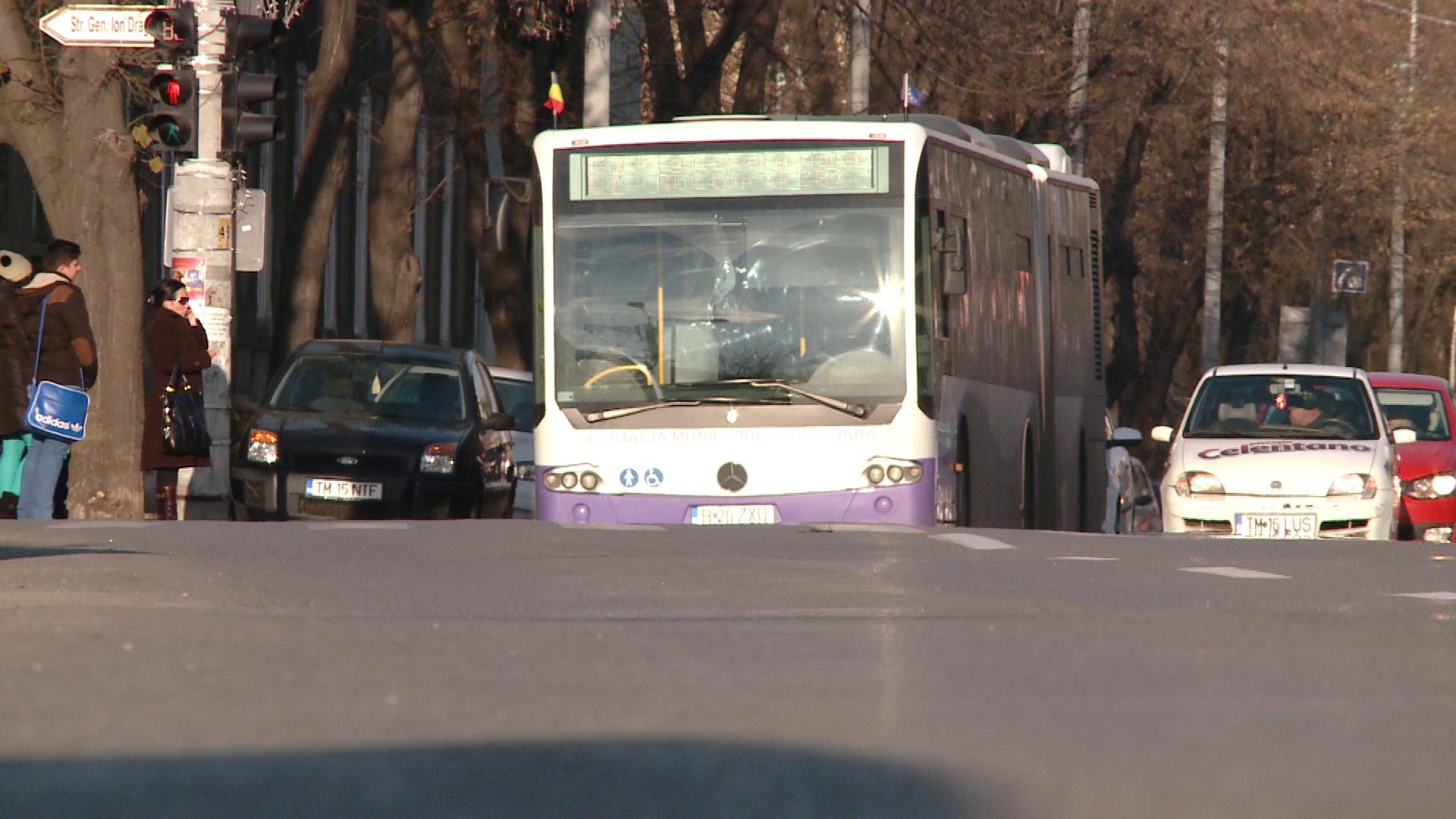 Program prelungit pentru unele mijloace de transport in comun din Timisoara, in noaptea de Inviere. Vezi cum vor circula