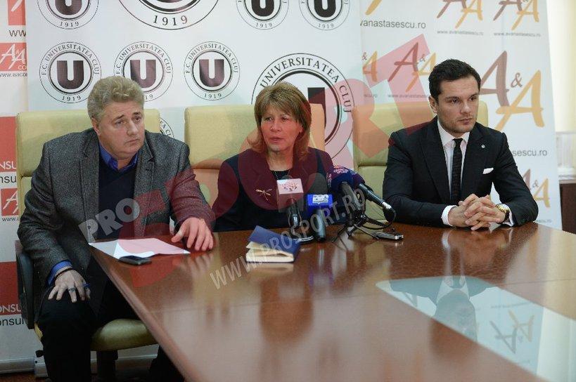 Ioan Marginean si-a dat demisia de la U Cluj. Vlad Munteanu, noul administrator special al clubului