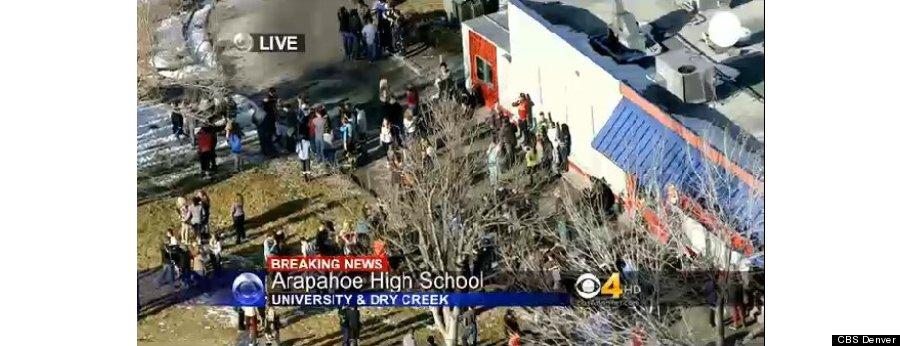 Atac armat la un liceu din Colorado, la un an de la masacrul din Sandy Hook. O eleva, ranita grav