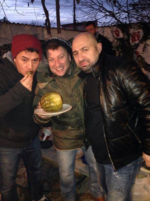 Pavel Bartos i-a facut pe fani sa pofteasca la muraturi. Ce poza a pus pe Facebook