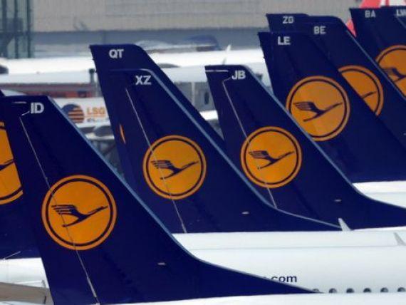 Actiunile Airbus si Lufthansa s-au prabusit dupa dezastrul aviatic. Scaderea pe bursa a fost chiar de 5% intr-un moment