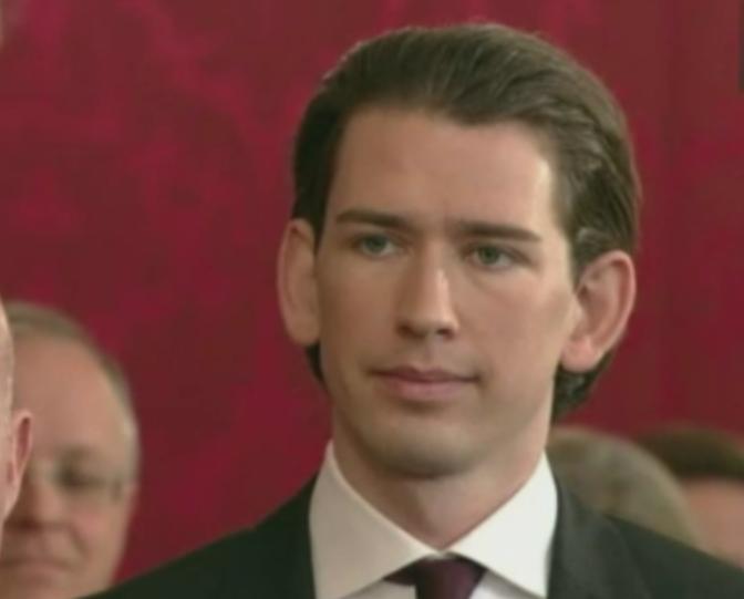 Sebastian Kurz, in varsta de 27 de ani, a devenit cel mai tanar membru al Guvernului Austriei