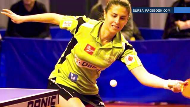 O meningita bacteriana i-a adus sfarsitul jucatoarei de tenis de masa, Valeria Borza