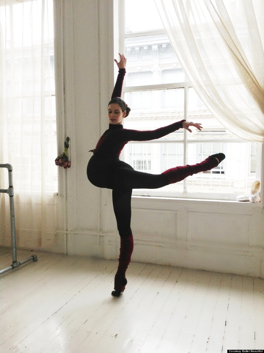 Performanta la care a ajuns aceasta balerina. Secretul ei i-a impresionat pe toti