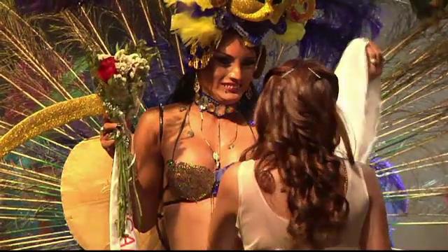 Concurs de frumusete pentru transsexualii din America Latina. Cum arata Miss Nicaragua, care a castigat competitia