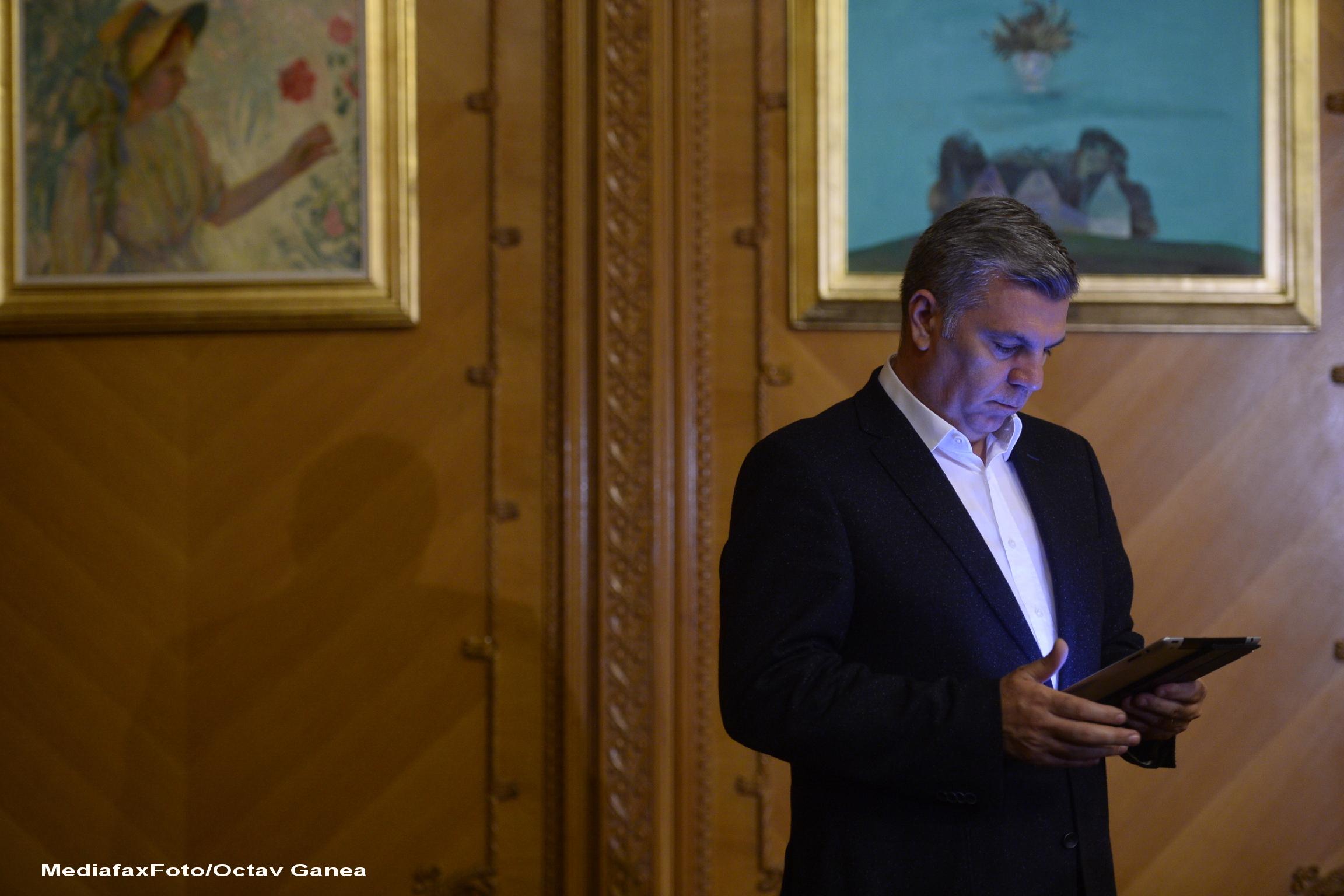 Reactia presedintelui Camerei, Valeriu Zgonea, dupa ce s-a aflat ca deputatii se duc o saptamana in India pe banii publici