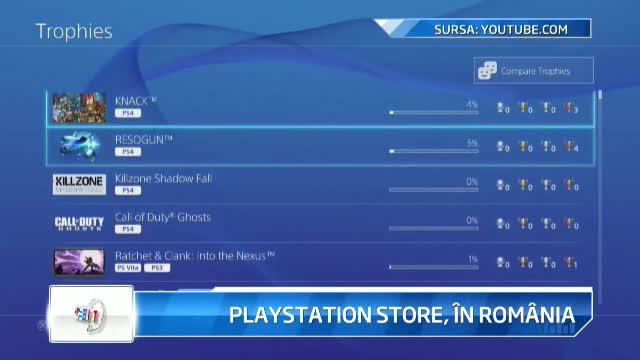 iLikeIT. Stirile saptamanii din tehnologie. De la 1 decembrie, Playstation Store functioneaza si in Romania