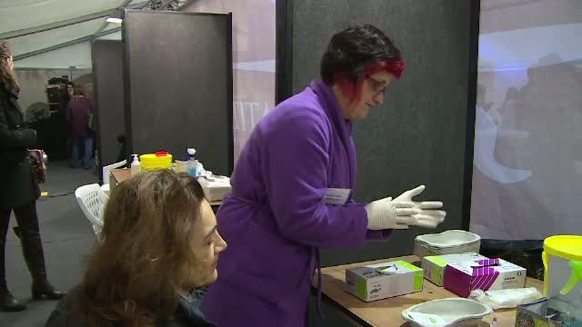 Peste 600.000 de romani, infectati cu hepatita C. Spitalele din tara unde iti poti face gratuit, in cateva minute, testul