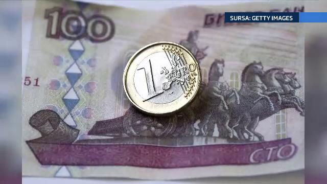 Rusia in CRIZA dupa ce rubla a pierdut 20% din valoare intr-o singura zi. Rusii care au credite in valuta sunt disperati