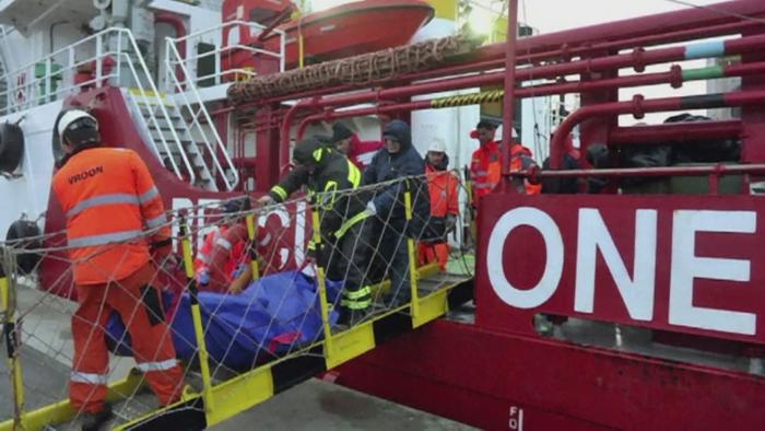 Nou accident maritim. Doua persoane au murit, dupa ce un vas cargo turcesc s-a lovit de o nava din Belize