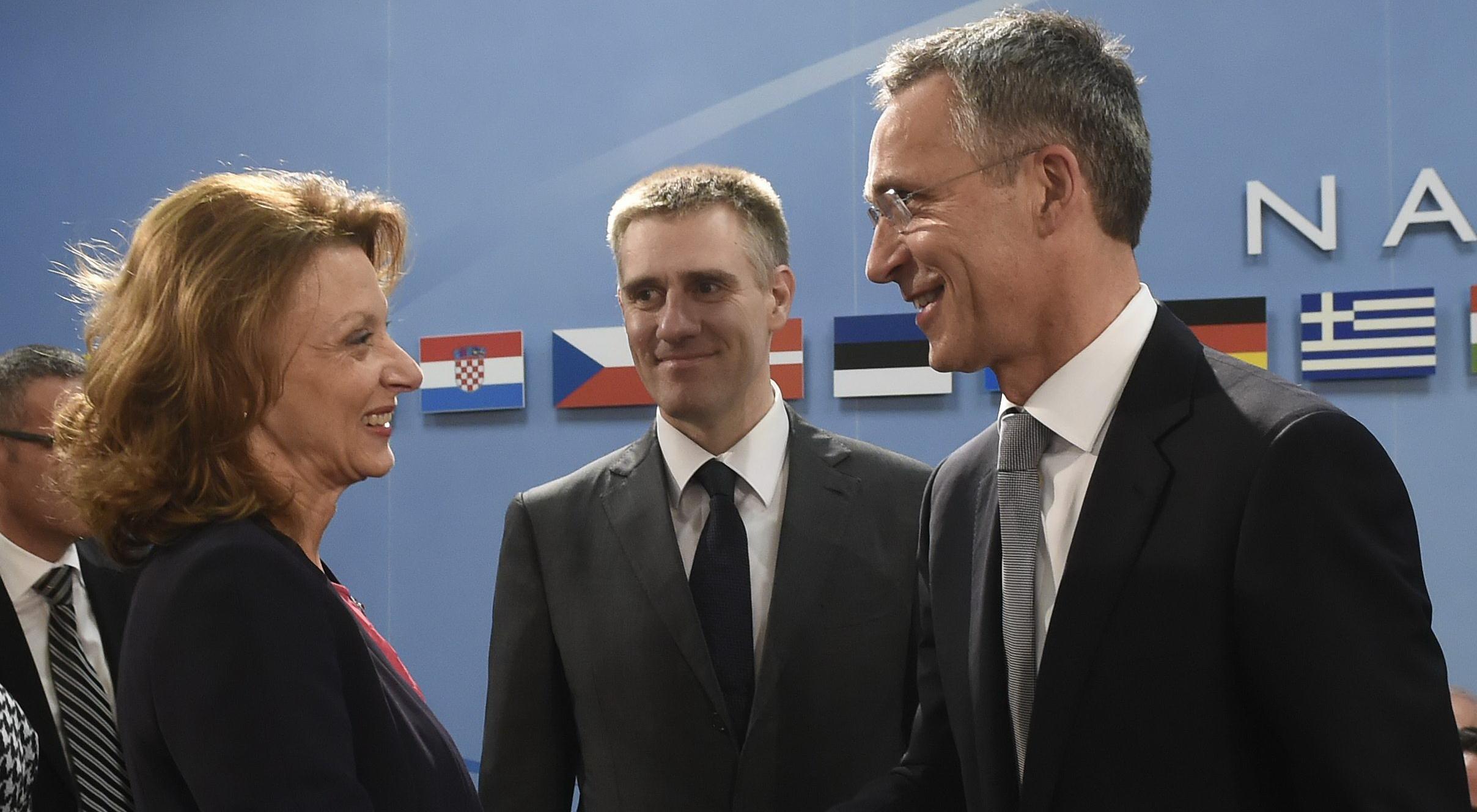 NATO a trimis oficial o invitatie de aderare unui stat din Europa. Cine va fi cel de-al 29-lea membru al organizatiei