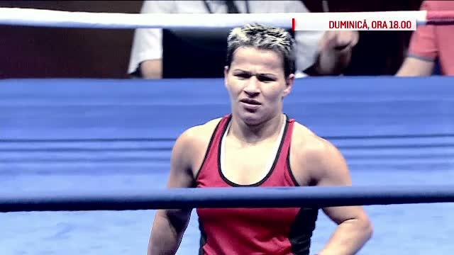 Si-a invins adversarele din ring, dar si destinul. Drumul Stelutei Duta de la orfelinat la campioana europeana la box