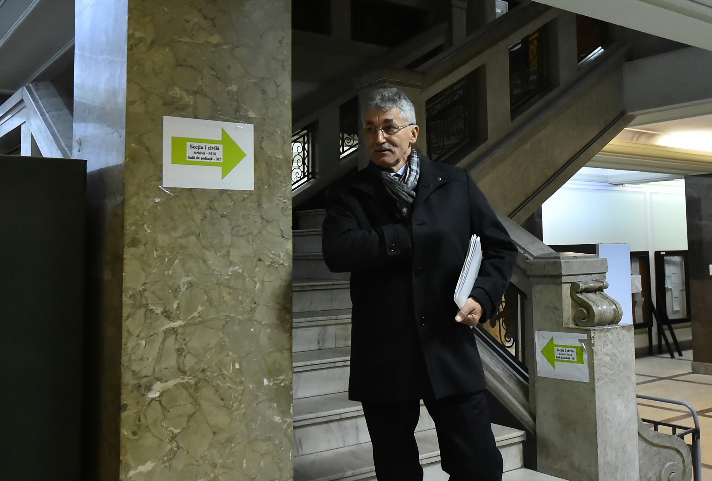 Fostul deputat Ioan Oltean, pus sub acuzare de DNA.