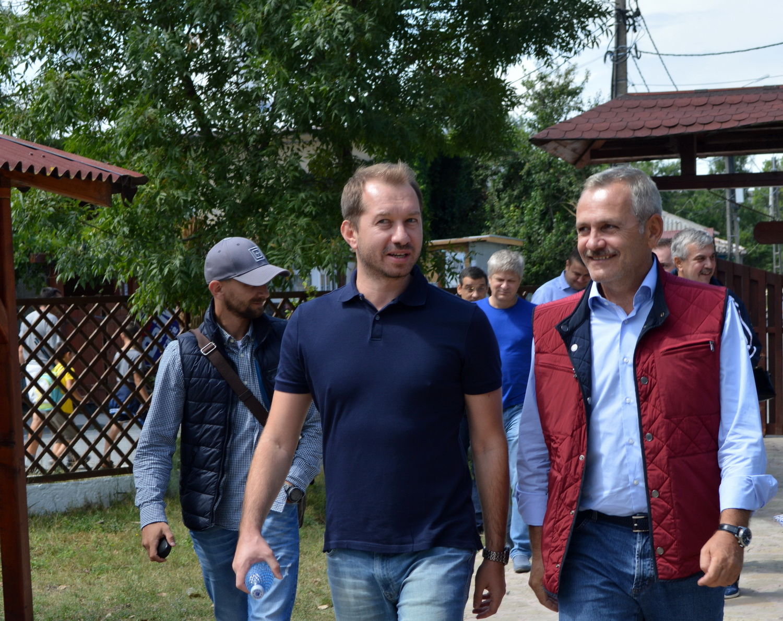 Gabriel Petrea este noul presedinte al TSD. Mihai Sturzu a anuntat, dupa conflictul cu Dragnea, ca demisioneaza