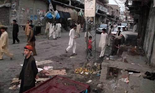 Atentat in Pakistan. 15 persoane au murit si 37 au fost ranite dupa ce o bomba a explodat intr-un bazar aglomerat
