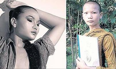 A trait sase ani intr-un templu budist, iar acum este un model transsexual de renume international. Povestea lui Mimi Tao