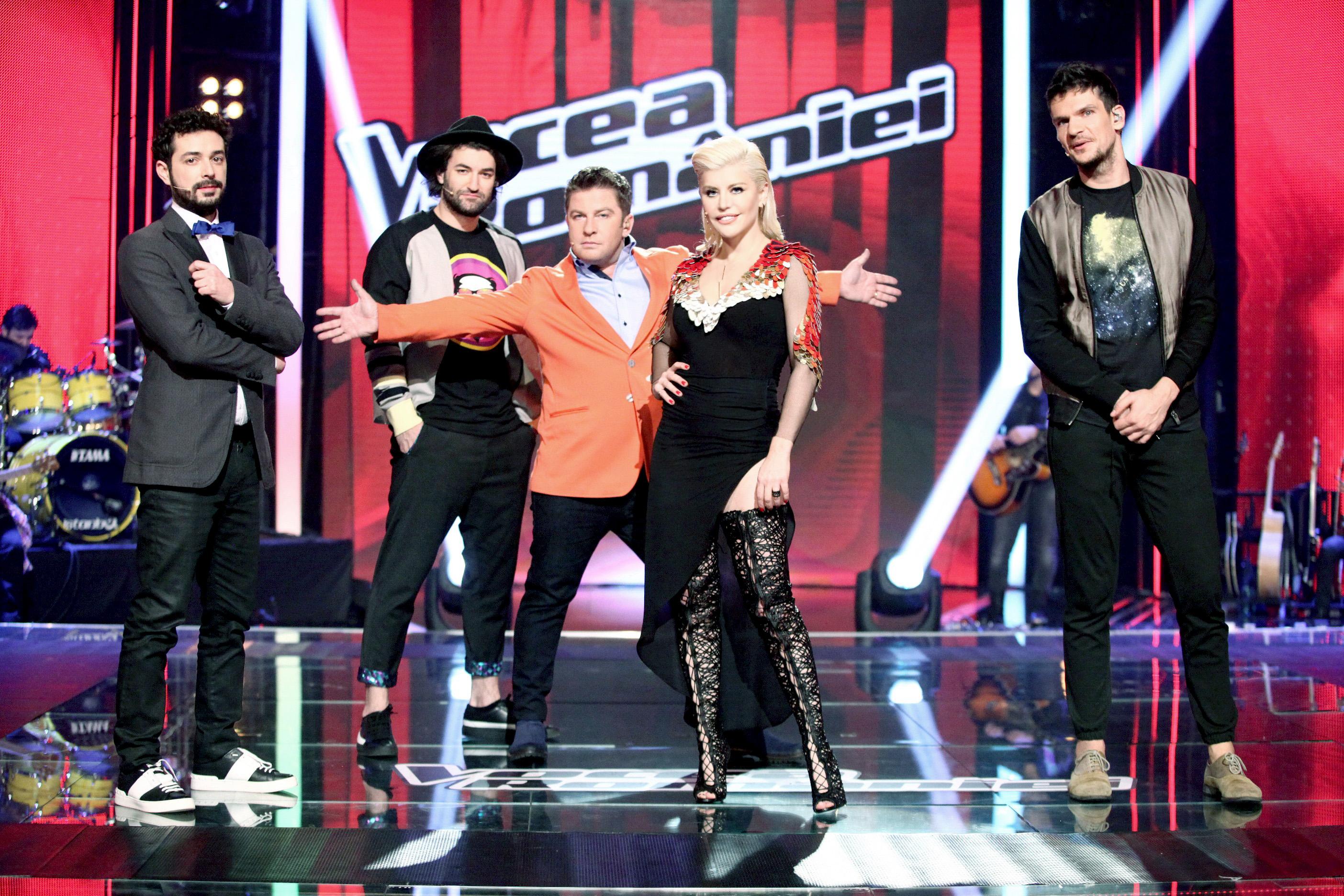 Batalia vocilor a ajuns la runda decisiva! Marea finala Vocea Romaniei este vineri, de la 20:30, pe ProTV