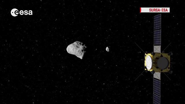 Doi miliardari vor sa schimbe traiectoria unor asteroizi ce vor trece pe langa Pamant in 2022. Ce romani participa la misiune