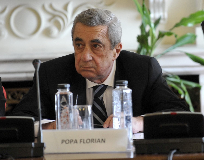 Senatorul Florian Popa a fost gasit incompatibil. ANI il acuza si de conflict de interese