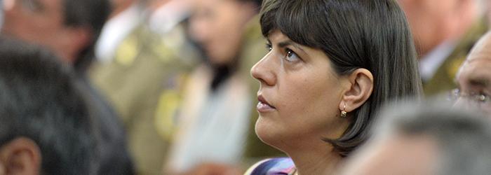 Primul semn ca mandatul Laurei Kovesi la DNA ar putea sa nu fie prelungit. Ce a spus Raluca Pruna, ministrul Justitiei