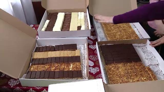 Afacerea dulce, cu prajituri, pusa pe roate de o tanara din Zalau: