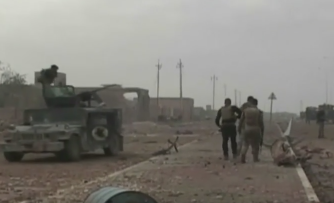 Lupte violente intre armata si jihadisti la Ramadi. O recucerire a orasului ar reabilita armata irakiana