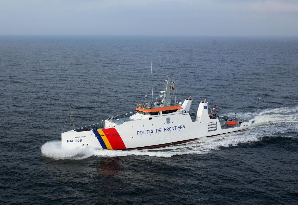 Romania, implicata in combaterea migratiei ilegale in Mediterana. Misiunea in care va pleca nava amiral