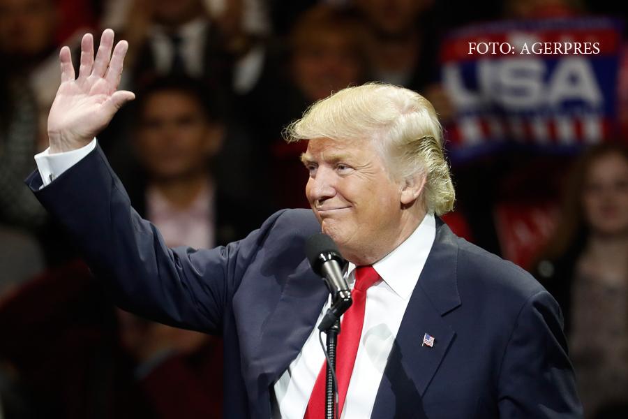 Donald Trump, declarat castigator si dupa renumararea voturilor din Wisconsin. Cu cat a crescut avansul fata de Hillary