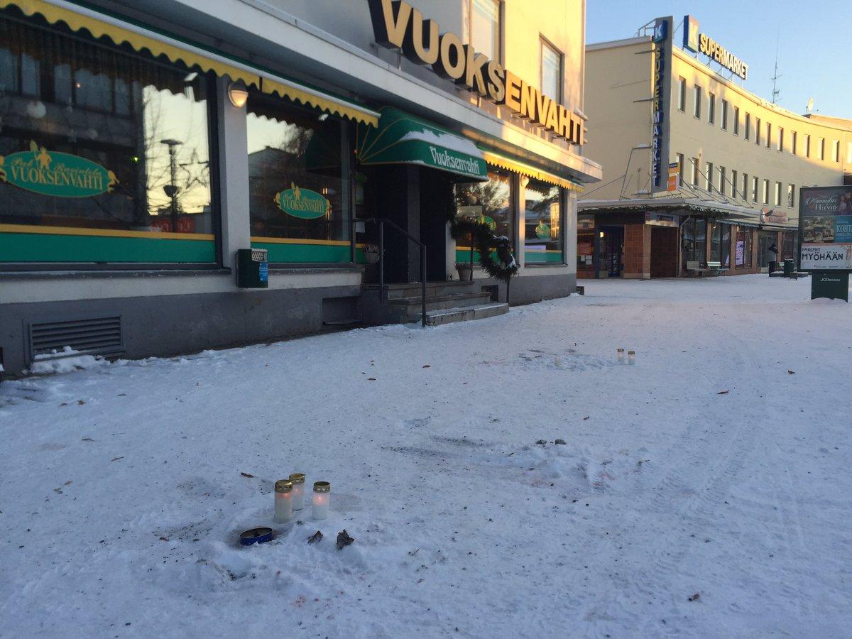 Atac in centrul unui oras din Finlanda. O primarita si doua jurnaliste au fost executate de un barbat inarmat cu o pusca