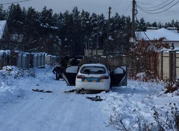 Cinci politisti din Ucraina au fost ucisi din greseala chiar de colegii lor. Acestia i-au confundat cu o banda de hoti. VIDEO