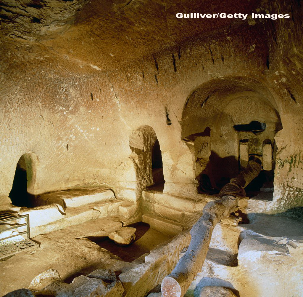 O toaleta antica descoperita intr-un altar vechi de 2800 de ani din Israel demonstreaza ca o poveste biblica este adevarata