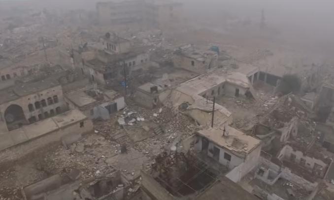 Armata siriana reia luptele la Alep, anunta Moscova. Acordul privind evacuarea civililor si a insurgentilor,