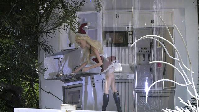 Barbie si Ken au starnit scandal in California, dupa ce au fost expusi in vitrina unui magazin. Ce au observat oamenii